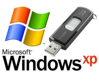 Windows XP on a USB stick