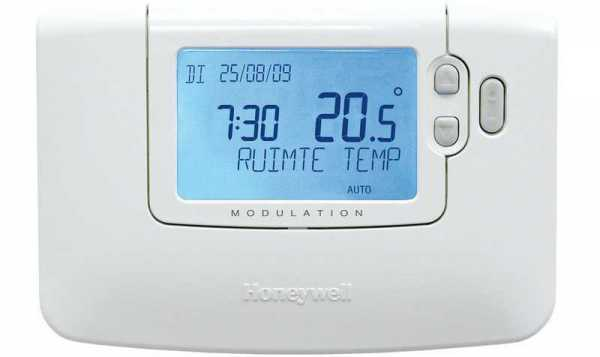Honeywell Modulation thermostaat
