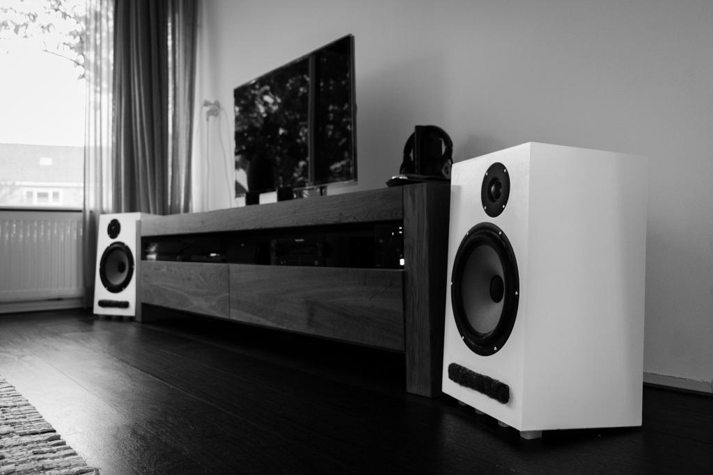 Do-It-Yourself Speaker Project: SEAS A26